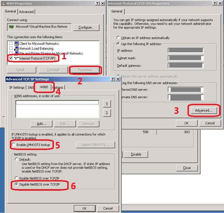 Как оптимизировать web-сервер на базе Windows Server 2008r2-2012R2