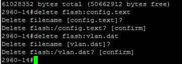 Как сбросить Cisco на заводские настройки на примере Cisco 2960+48TC-S-09