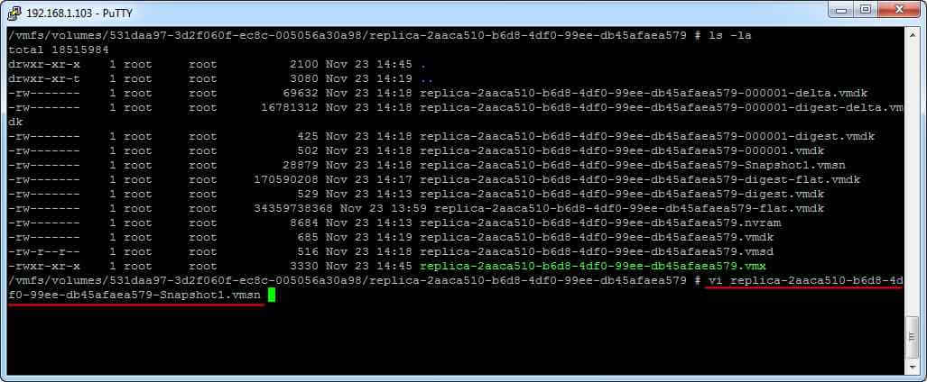 Как сменить сеть для Linked-clone ВМ в VMware View-10