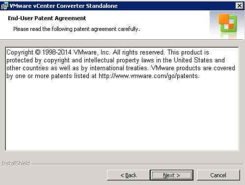 Как установить VMware vCenter Converter Standalone 5.x.x-03