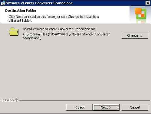Как установить VMware vCenter Converter Standalone 5.x.x-05