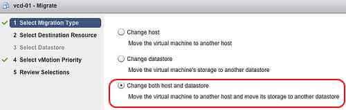 Как включить VMotion В vmware Sphere 5.x и мигрировать vm-08