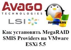 LSI Avago logo