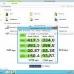 Тестирование ssd intel 530 серия на RAID контроллере Mega Raid M5015