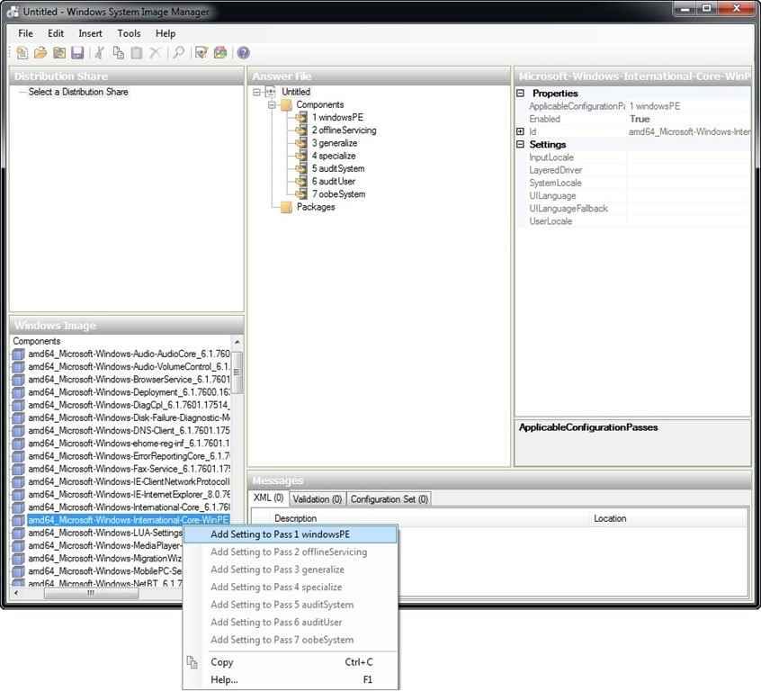 Создаем файл ответов для windows 7-2008R2-09