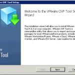 Что такое и как установить VMware OVF Tool 4.0.0