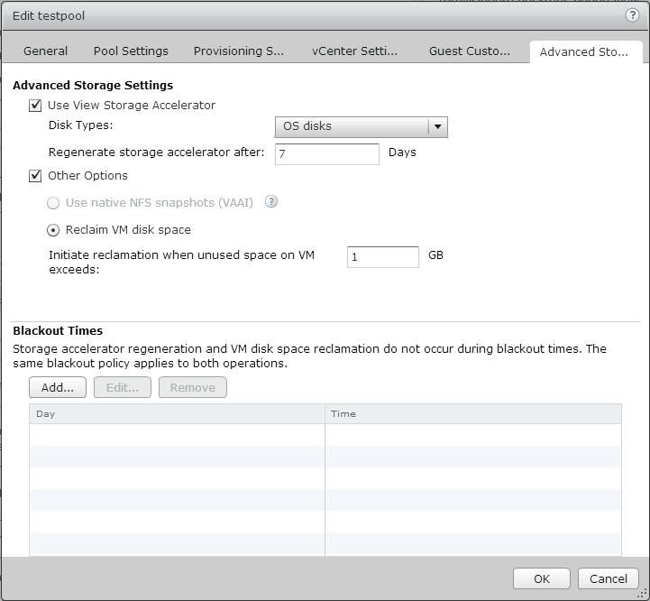 Как настроить Space Reclamation для старых пулов VMware View-05