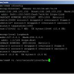 Как настроить статический ip адрес (сеть) в Ubuntu 14.X