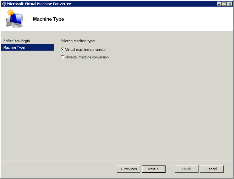 Как сконвертировать виртуальную машину ESXI 5.5 (vmdk) в Hyper-V (vhdx) с помощью Virtual Machine Converter 3.1-02