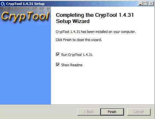 Как установить CrypTool-07