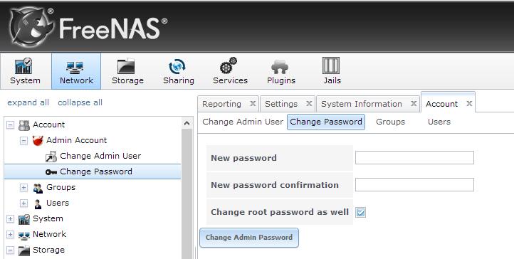 Как установить FreeNas и создать на нем файловое хранилище.-09