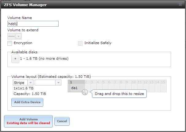Как установить FreeNas и создать на нем файловое хранилище.-11