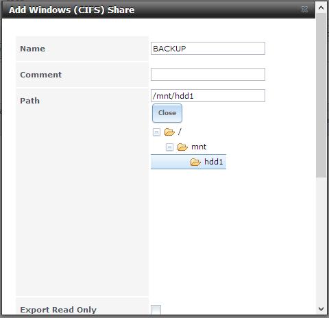 Как установить FreeNas и создать на нем файловое хранилище.-13