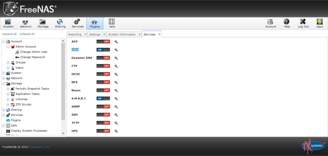 Как установить FreeNas и создать на нем файловое хранилище.-14