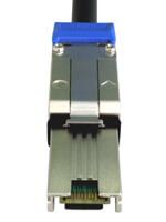 Какие типы SAS коннекторов применяются в оборудовании HP-05