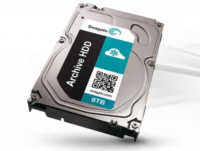 Компания Seagate начинает поставки жёстких дисков на технологии Shingled Magnetic Recording