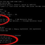 Как обновить прошивку (firmware) в Juniper SRX-4 часть. С помощью tftp сервера.