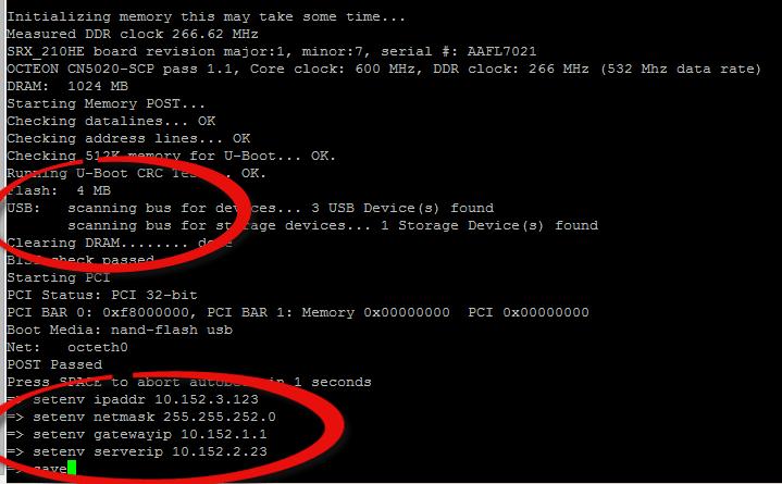 Как обновить прошивку (firmware) в Juniper SRX-4 часть. С помощью tftp сервера-01
