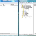 Как открыть два окна редактора реестра в Windows?