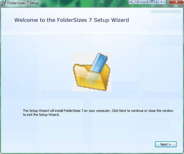 Как проверить чем занят жесткий диск (HDD)-1 часть с помощью утилиты FolderSizes-03