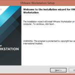 Как установить VMware Workstation 11