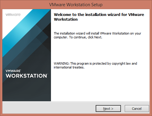 Как установить VMware Workstation 11-01