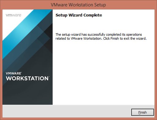 Как установить VMware Workstation 11-11
