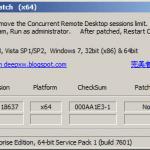 Как увеличить количество терминальных сессий в Windows 7 / Как установить терминальный сервер в Windows 7