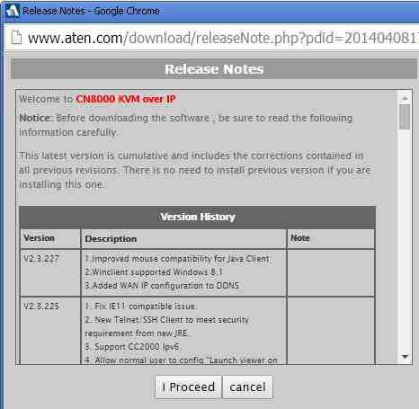 Как обновить прошивку (firmware) на kvm Aten CN8000-03