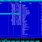 Midnight Commander в Windows.