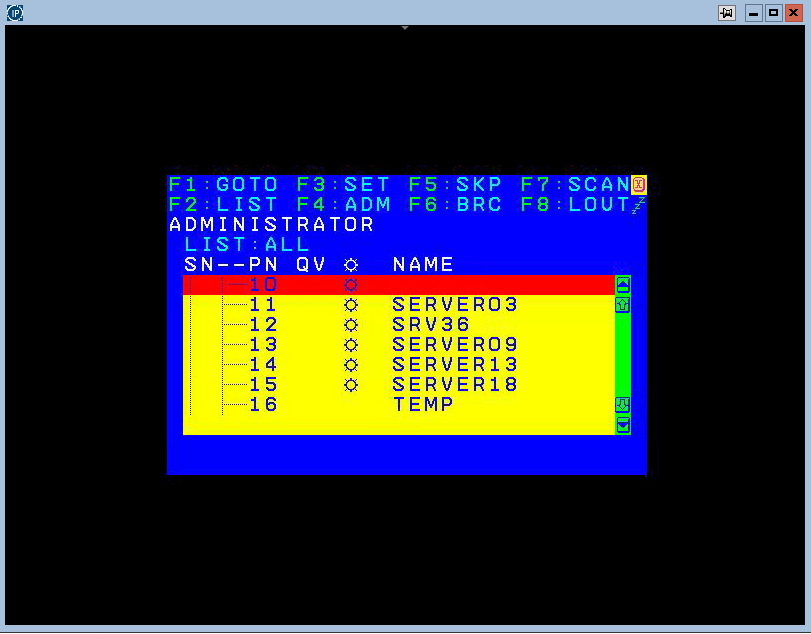 Как поставить клиента Windows для KVM Aten CN8000-10