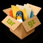 Как распаковать tar.gz и tar.bz2 архивы в Ubuntu / Как создать архив tar, gz, bz2 в Ubuntu