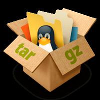Как распаковать tar.gz и tar.bz2 архивы в Ubuntu
