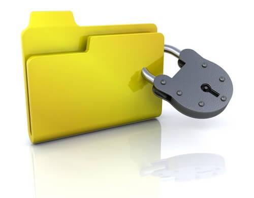 Как сделать файл скрытым