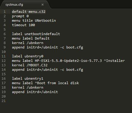 Как создать загрузочную флешку с ESXI 6-07