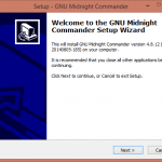 Как установить Midnight Commander в Windows