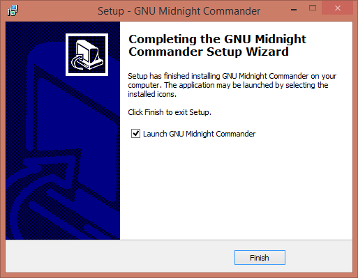Как установить Midnight Commander в Windows-07