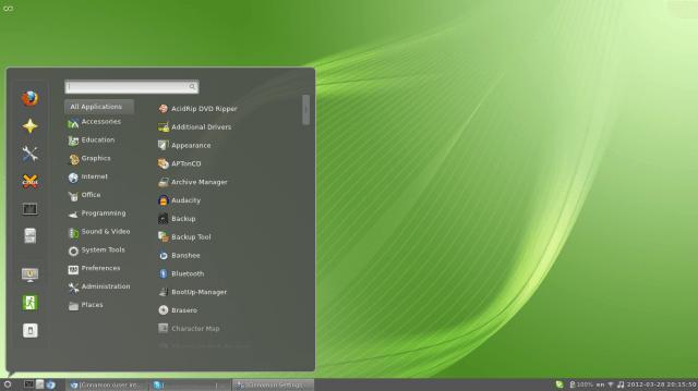Как в Ubuntu сменить оболочку (стиль рабочего стола) — 2 часть-Установка Cinnamon