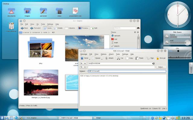 Как в Ubuntu сменить оболочку (стиль рабочего стола) - 1 часть-Установка KDE