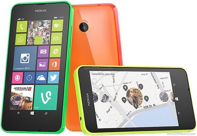 Microsoft выпустила смартфон Lumia 640 и новую модификацию Lumia 635 с удвоенным ОЗУ