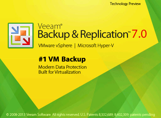 Настройка veeam backup