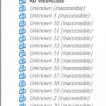 Ошибка Unknown VM (Inaccessible) в ESXI 6 / 5.X / Недоступна виртуальная машина в ESXI 6 / 5.X