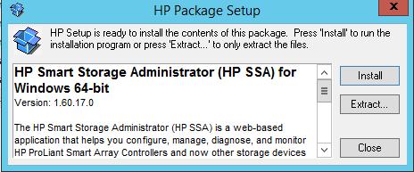 Установка HP Smart Storage Administrator-02