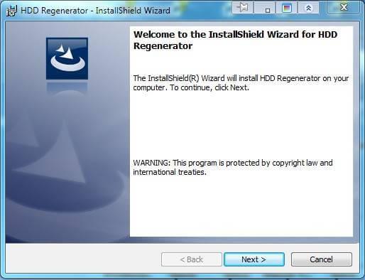 Восстановление жесткого диска с помощью HDD Regenerator-01