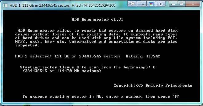 Восстановление жесткого диска с помощью HDD Regenerator-06