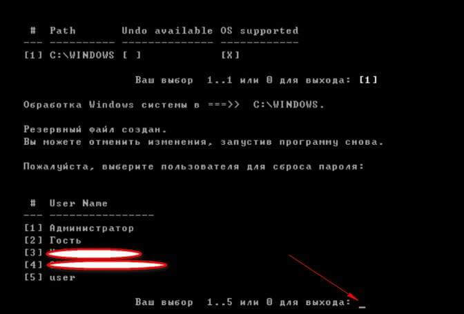 Загрузочная флешка для сброса пароля Администратора в Windows 7-06