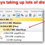 Что такое файл hiberfil.sys и как его удалить