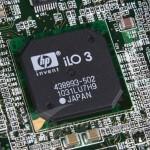Обзор параметров ILO 3 в HP dl380 g7