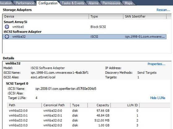 Как добавить диск raw device mapping (RDM) в VM ESXI 5.5-02