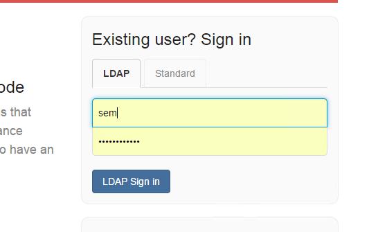 Как настроить LDAP авторизацию в Gitlab 7.9.1 на Ubuntu 14-07